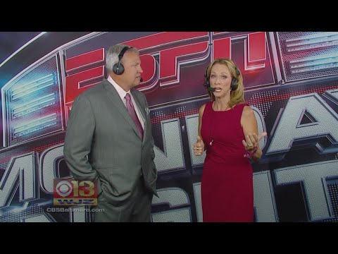 Beth Mowins First Woman To Call Monday Night Football