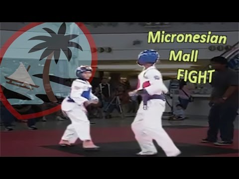 fight tournament Guam Micronesian Mall