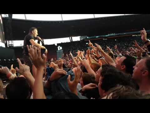 Meet Me At Mary's Place * Bruce Springsteen * Zurich / Zürich * July 31st 2016 / 31.07.2016