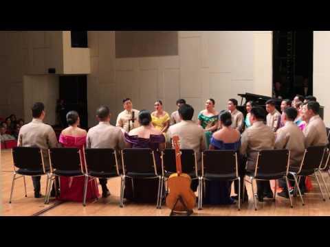 月亮代表我的心(The Moon Represents My Heart) -- Philippine Madrigal Singers