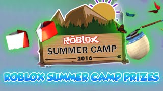 How to get the BFG Summer Camp prizes from Roblox Summer Camp (ROBLOX)