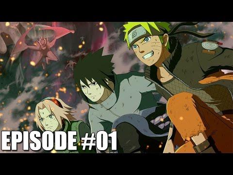 Naruto Storm 4 : Aventure #01 La genèse / L'envol de Taka