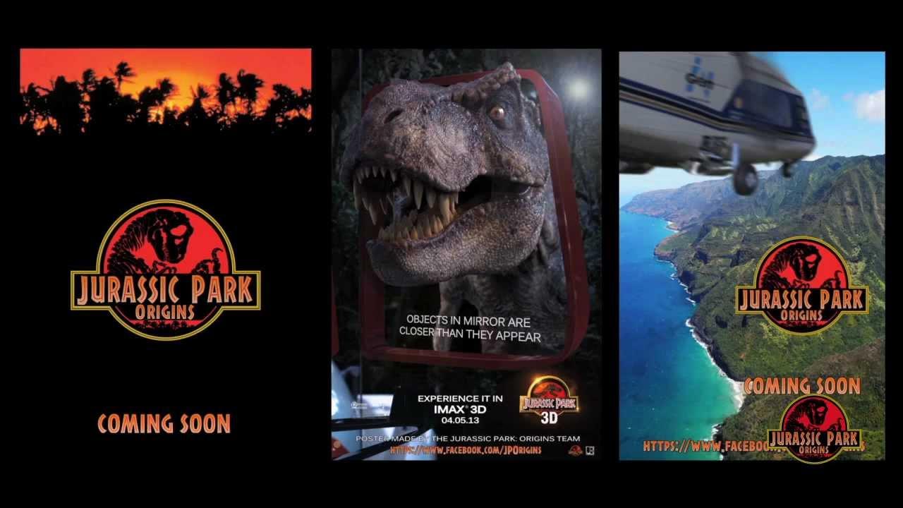 Minecraft Animation Wallpaper Jurassic Park Origins Project Youtube