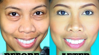 have a puffy eye? or dry under eye? well this video is for you. On ...