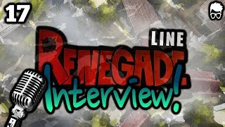 RENEGADE LINE TRANSFERMARKET & ALPHA KEYS! | RGLINE - RGL INTERVIEW! [DE/HD]