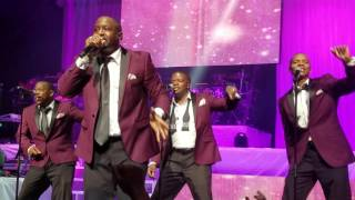 My, My ,My - Johnny Gill with New Edition (Concert Performance)
