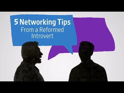 A CEO's 5 Tips to Becoming a Better Networker