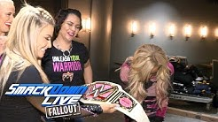Dana Warrior is overcome with emotion following surprise honor: SmackDown LIVE Fallout, Oct. 3, 2017