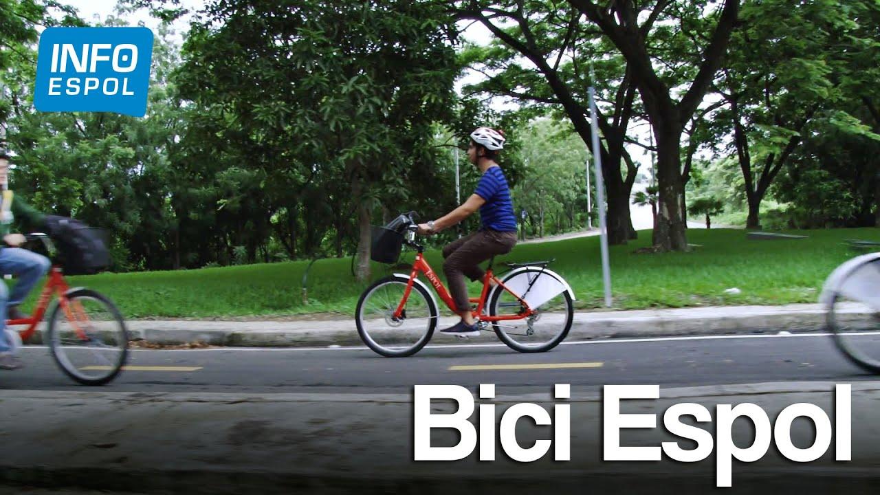 Bici Espol Youtube