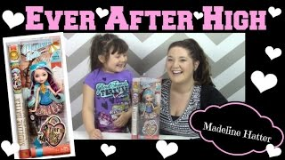 Ever After High Madeline Hatter Mirror Beach Mattel- EAH, FRIEND MAIL, Shopkins Limited Edition Talk