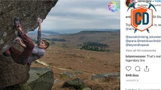 Classic...And Super Hard 8B+ Boulder Gets A Repeat | Climbing Daily Ep.1335