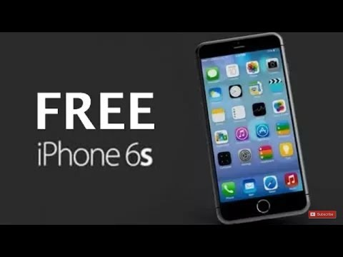 How to get a free iPhone 6S plus from Amazon trick