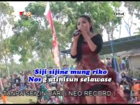 dangdut terbaru - tia agustin - kanggo riko - New Metro - 2015