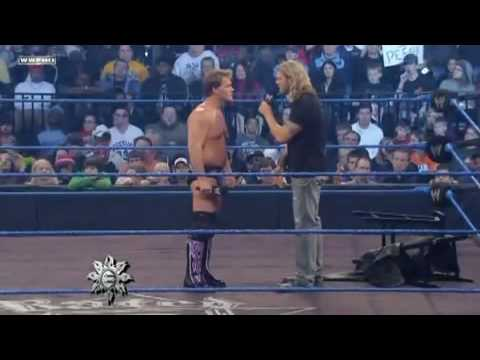 WWE Smackdown 02/05/2010 Cutting Edge Segment (Straight Edge Society Jericho Undertaker)