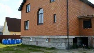 Дом кирпичный 300 м2 , участок 6 соток. с.Игумново, Раменский р-н,
