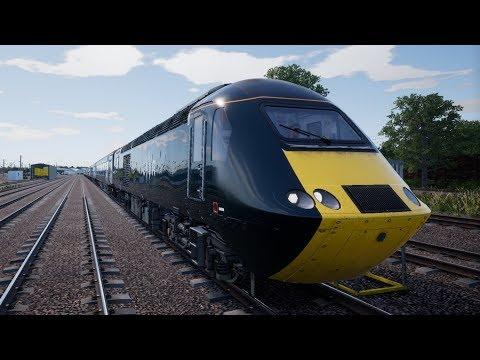 Train Sim World - Class 43 (HST) Tutorial