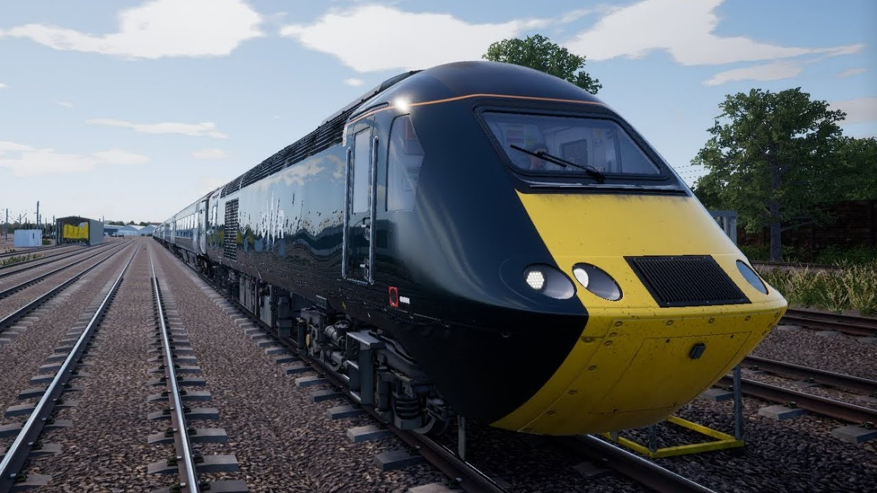 Train Sim World - Class 43 (HST) Tutorial - YouTube