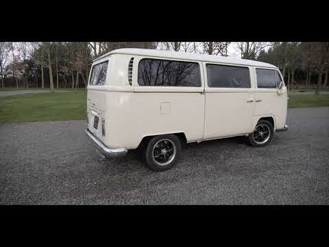 Harri 1969 VW campervan