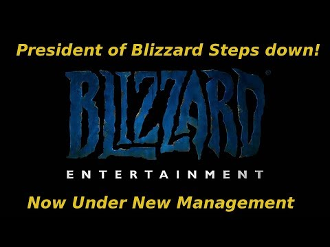 Mike Morhaime Leaves Blizzard!
