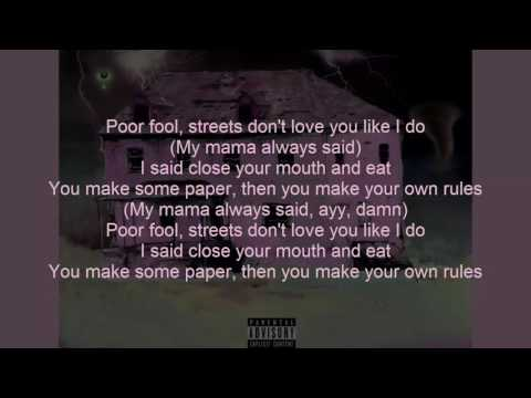 2 Chainz - Poor Fool Ft. Swae Lee (Prod. Mike WiLL Made-It) [Official Lyrics]