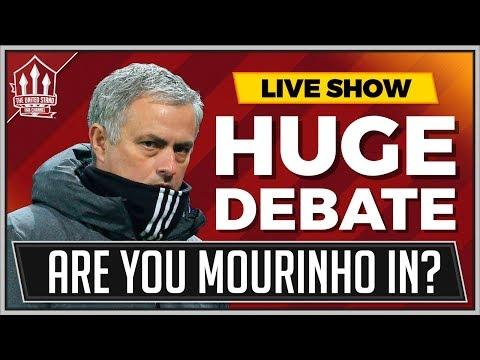 José Mourinho: The HUGE Manchester United Debate