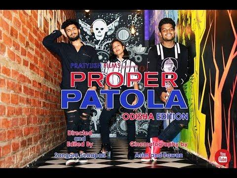 Proper Patola - Official Video | ODISHA EDITION | Badshah | Diljit | Aastha | ZEE , MADHU & PRATY