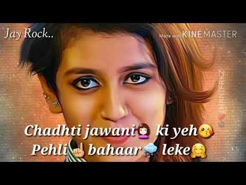 Aayi Ho Kaha Se Gori Aankhon Mein Pyar Leke Romantic (WhatsApp Status Song..)