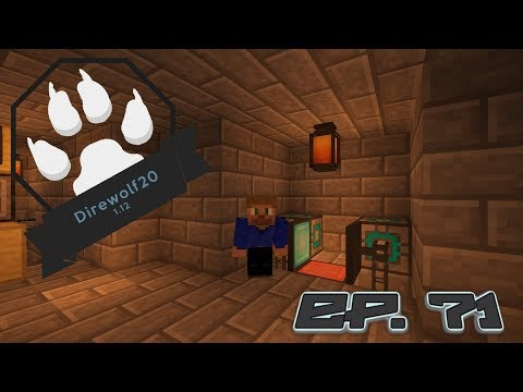 Let's Play Direwolf20's Mod Pack 1.12.2 Ep. 71 Refined Fuel, Thermal Expansion