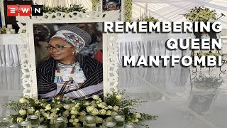 In a moving tribute to the late Queen Mantfombi Dlamini-Zulu, prime minister of the Zulu Kingdom Prince Mangosuthu Buthelezi said he was looking forward to the reign of the Zulu Queen. Queen Mantfombi passed away on 29 April 2021, shortly after her husband King Zwelithini. KwaZulu-Natal Premier Sihle Zikalala and former President Jacob Zuma were among the dignitaries in attendance at the memorial service on 7 May 2021.   #RIPQueenMantfombi #PrinceMisuzulu #MangosuthuButhelezi