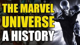 A History of The Marvel Universe - Part 3 - An Age of Empires