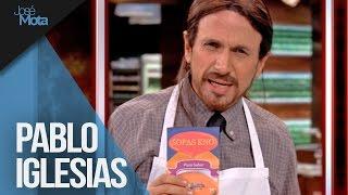 Las recetas de Pablo Iglesias en Masterchef   José Mota