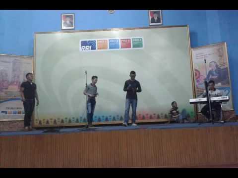 PGM trio@ O dina live in RRI pekanbaru