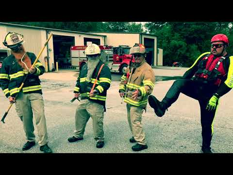 Laurens County Fire Department - Lip Sync Challenge