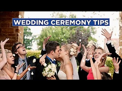 The Dos And Don'ts Of Wedding Ceremonies - HGTV