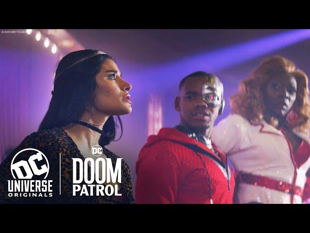 Doom Patrol Season 2 Shown Off In Extended Trailer Cosmic Book News