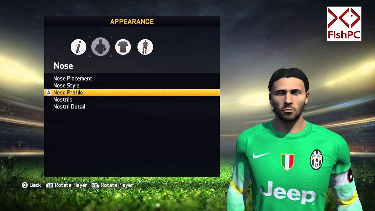 Buffon Fifa 16