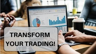 My Excel Trading Journal Template - Transform your Trading