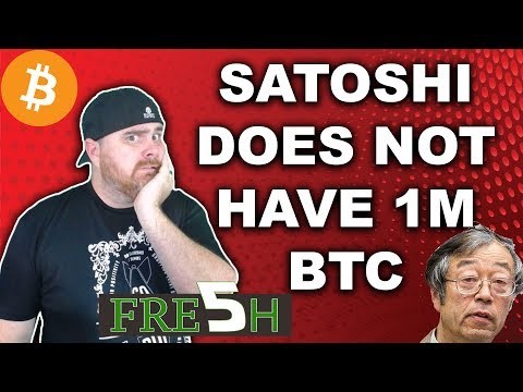 Satoshi DOES NOT Have 1 Million Bitcoins? | Binance HUGE News Rumors | Altcoin Season Continues
