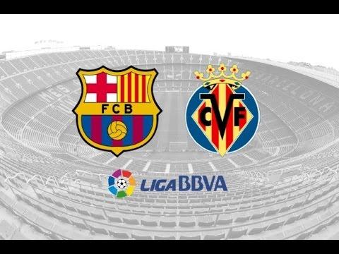 Download Liga BBVA  (21)  FC Barcelona - Villarreal 2014 - 2015
