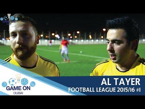 GAME ON | Al Tayer Group Football League 2015-16