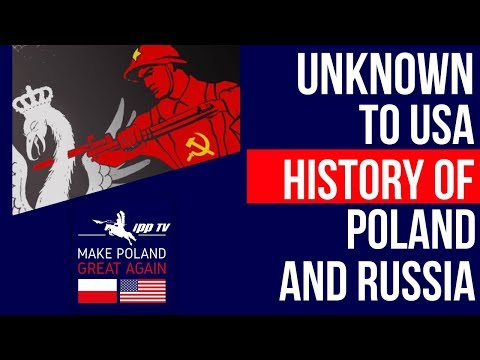 Unknown to USA history of Poland and Russia