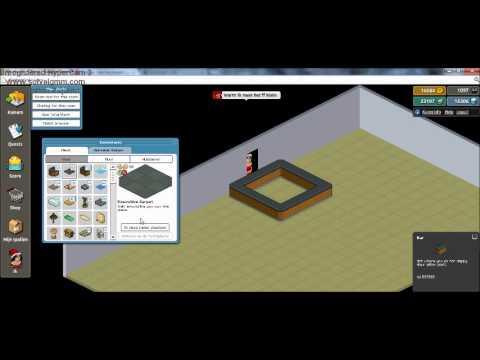 Hoe maak je een 3D kamer. Dicehotel.nl !