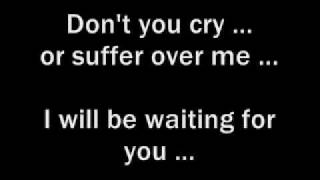 """Kamelot -""""Don't you cry"""" (with lyrics )."""