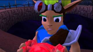 Jak and Daxter HD Collection gameplay - Jak 1