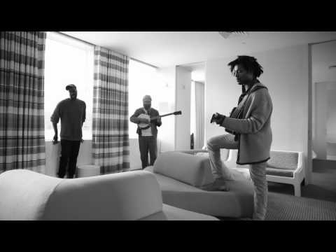 """TV on the Radio Performs """"Trouble"""" at The Standard, Downtown LA"""