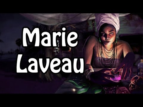 Marie Laveau: The New Orleans Voodoo Queen (Occult History E