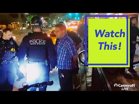Security Guards Lied And Police Came Full Force - Maricopa County CW Charged
