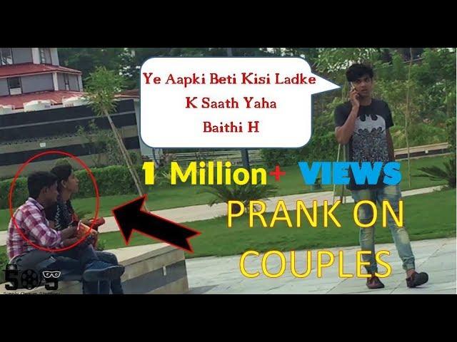 """AAPKI BETI YAHA GHOOM RAHI HAI"" Prank On COUPLES & GIRLS II Ft. ANB Team #1"