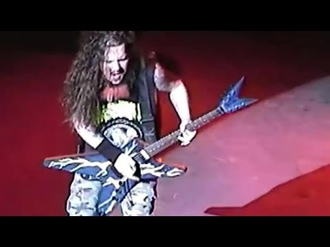 Pantera - Live In Chile - 6/05/1998 (Full Concert)