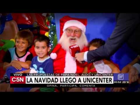 papa noel unicenter 2018 Unicenter festeja la Navidad con un centro de entretenimientos  papa noel unicenter 2018